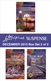 Love Inspired Suspense December 2015 - Box Set 2 of 2 PDF Download