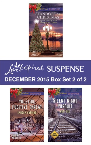 Margaret Daley, Sandra Robbins & Katy Lee - Love Inspired Suspense December 2015 - Box Set 2 of 2