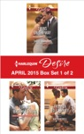 Harlequin Desire April 2015 - Box Set 1 Of 2