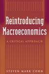 Reintroducing Macroeconomics A Critical Approach