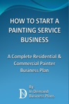 How To Start A Painting Service Business A Complete Residential  Commercial Painter Business Plan