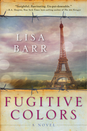 Fugitive Colors - Lisa Barr book summary