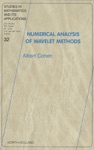 Numerical Analysis Of Wavelet Methods