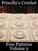 Priscilla's Crochet Free Patterns Volume 2