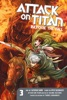 Attack on Titan: Before the Fall Volume 3