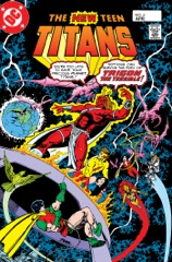 The New Teen Titans (1980-) #6