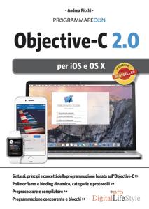 Programmare con Objective-C 2.0 Copertina del libro