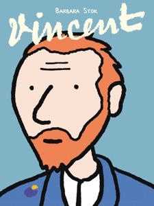 Vincent Book Cover