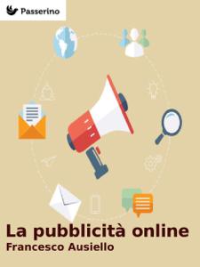 La pubblicità online Copertina del libro