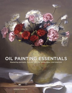 Oil Painting Essentials Book Cover