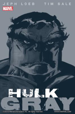 Hulk - Jeph Loeb book