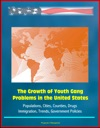 The Growth Of Youth Gang Problems In The United States Populations Cities Counties Drugs Immigration Trends Government Policies