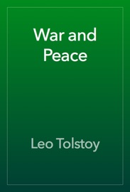 War and Peace - Leo Tolstoy Book