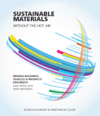 Sustainable Materials Without the Hot Air
