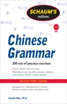 Schaums Outline Of Chinese Grammar