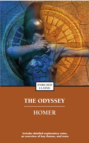 the tangible symbols used in the odyssey by homer The odyssey is one of two major ancient greek epic poems attributed to homer it is, in part, a sequel to the iliad, the other work ascribed to homer.