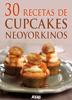 Sylvie Aït-Ali - 30 recetas de cupcakes neoyorkinos ilustración