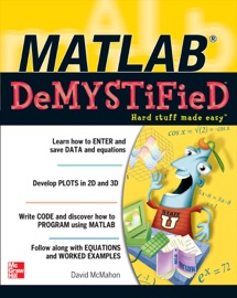 MATLAB® Demystified - David McMahon
