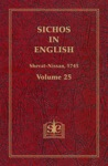 Sichos In English Volume 25 Shevat-Nissan 5745