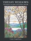 Tiffany Windows Stained Glass Pattern Book