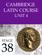 Cambridge Latin Course (4th Ed) Unit 4 Stage 38
