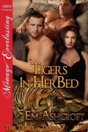 Tigers In Her Bed The Tigers Of Texas 7