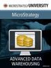 Advanced Data Warehousing
