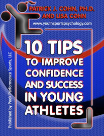 10 Tips to Improve Confidence and Success In Young Athletes book