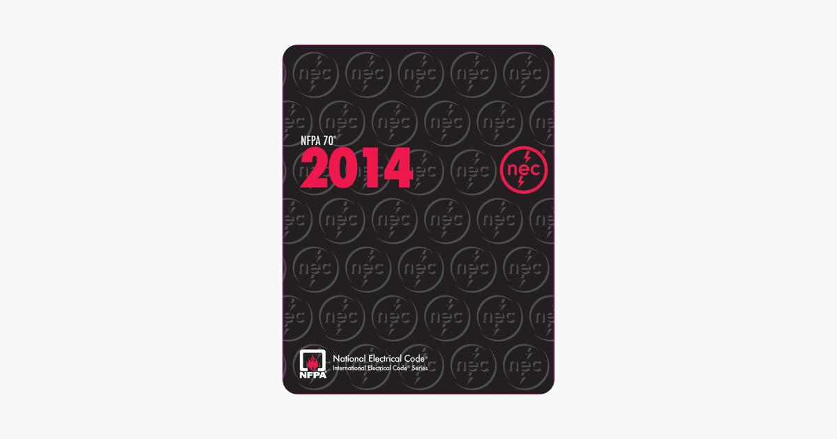 U200enfpa 70 U00ae  National Electrical Code U00ae  Nec U00ae   2014 Edition