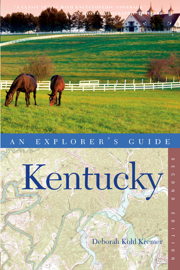 Explorer's Guide Kentucky (Second Edition)