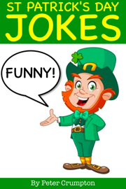 St Patrick's Day Jokes book