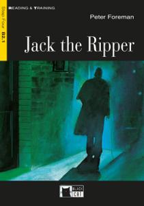 Jack the Ripper Copertina del libro