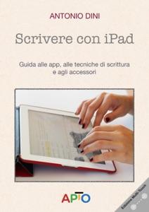 Scrivere con iPad Book Cover