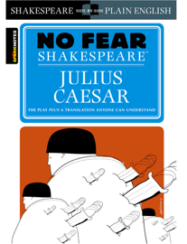 Julius Caesar (No Fear Shakespeare) book