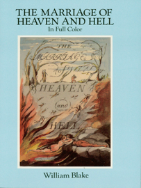 The Marriage of Heaven and Hell book