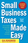 Small Business Taxes Made Easy Second Edition