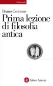 Prima lezione di filosofia antica Book Cover