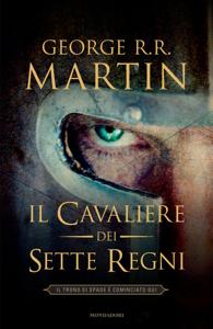 Il cavaliere dei Sette Regni Copertina del libro