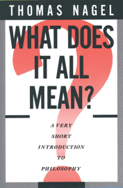 What Does It All Mean? book