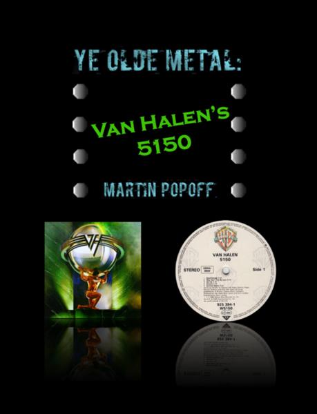 Ye Olde Metal: Van Halen's 5150