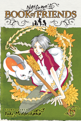 Natsume's Book of Friends, Vol. 6 - Yuki Midorikawa book