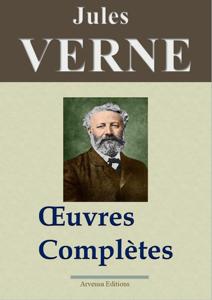 Jules Verne : Oeuvres complètes La couverture du livre martien