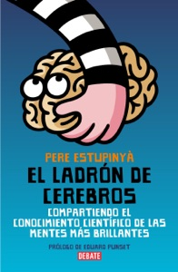 El ladrón de cerebros Book Cover