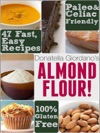 Almond Flour Gluten Free  Paleo Diet Cookbook