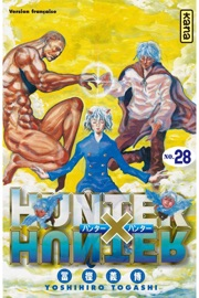 HUNTER X HUNTER - TOME 28