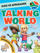 Kids vs Afrikaans: Talking World (Enhanced Version)