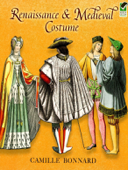Renaissance and Medieval Costume Book Cover