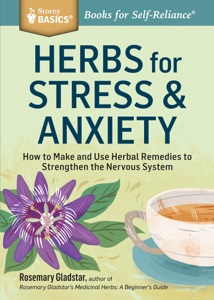 Herbs for Stress & Anxiety da Rosemary Gladstar