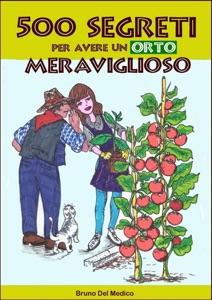 500 segreti per avere un orto meraviglioso Book Cover