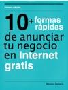 10  Formas Rpidas De Anunciar Tu Negocio En Internet Gratis